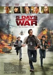 5 Days of War 2011