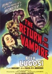 The Return of the Vampire 1944