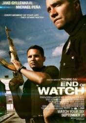 End of Watch 2012