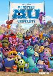 Monsters University 2013