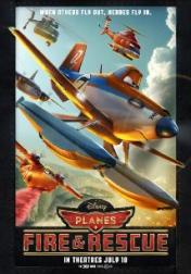 Planes: Fire & Rescue 2014