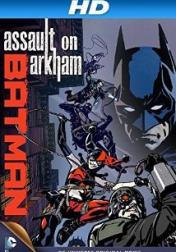 Batman: Assault on Arkham 2014
