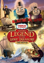 Thomas & Friends: Sodor's Legend of the Lost Treasure 2015