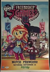 My Little Pony: Equestria Girls - Friendship Games 2015