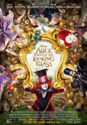 Alice Through the Looking Glass 2016