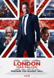 London Has Fallen 2016
