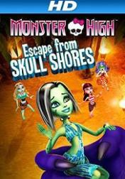 Monster High: Escape from Skull Shores 2012
