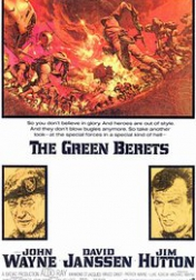 The Green Berets 1968