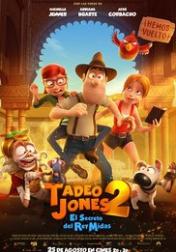 Tadeo Jones 2: El secreto del Rey Midas 2017