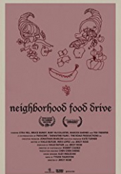 Neighborhood Food Drive 2017