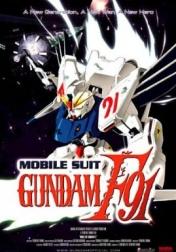 Mobile Suit Gundam F91 1991