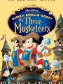 Mickey, Donald, Goofy: The Three Musketeers 2004