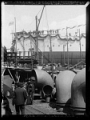 The Launch of H.M.S. Albion 1898