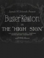 The High Sign 1921