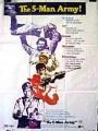 Un esercito di 5 uomini 1969