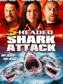 3 Headed Shark Attack 2015