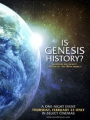 Is Genesis History? 2017