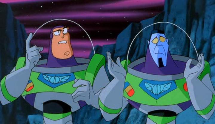 Buzz Lightyear of Star Command: The Adventure Begins movie ...