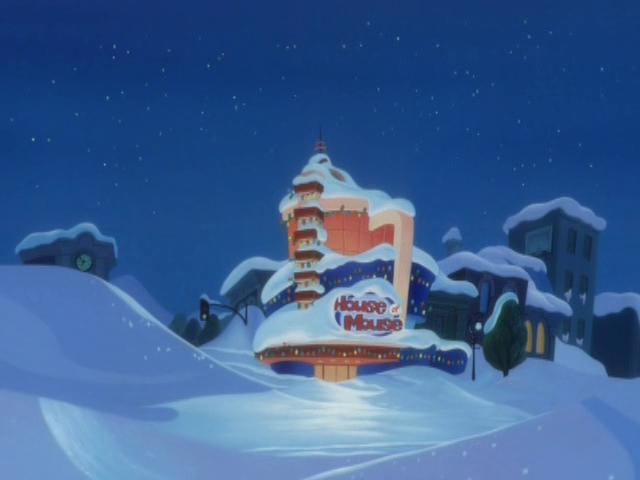 Mickey's Magical Christmas: Snowed in at the House of Mouse movie ...
