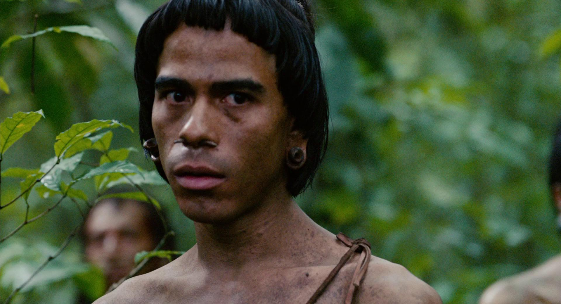 movie apocalypto Apocalypto - the mayan kingdom is at the height of its opulence and power but the foundations of the empire are beginning to crumble the leaders believe.