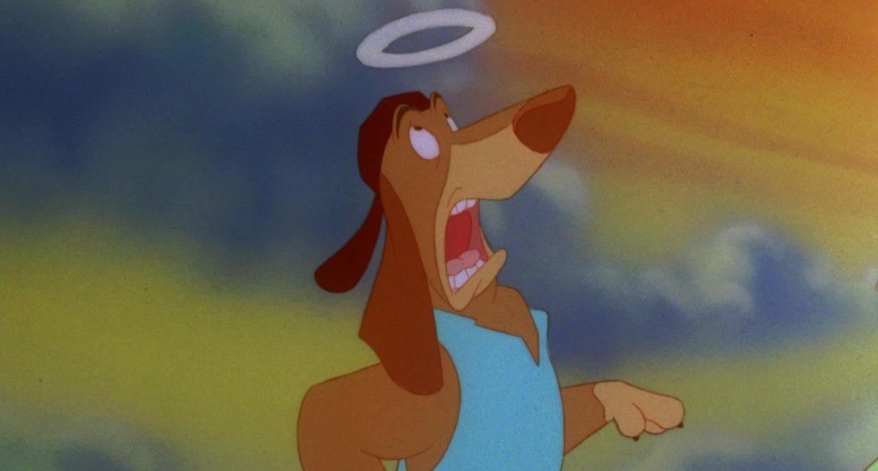 All Dogs Go To Heaven  Itchy Itchiford
