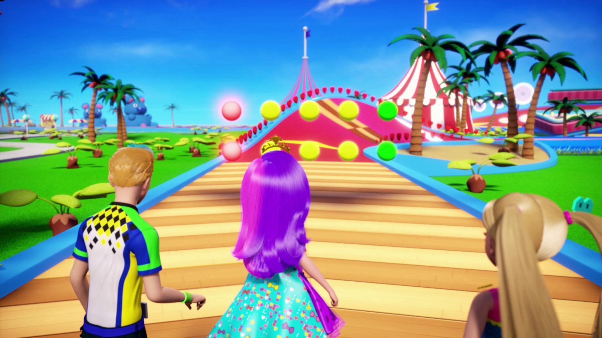 Barbie Video Game Hero movie download in HD, DVD, DivX ...