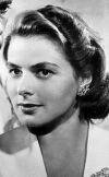 Download all the movies with a Ingrid Bergman