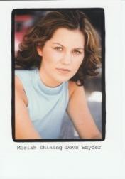 Moriah 'Shining Dove' Snyder Nude Photos 40