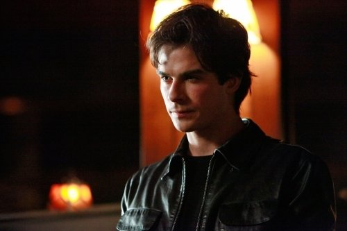 damon salvatore bio